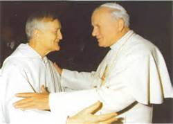 brother roger and PJPII