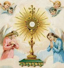 Eucharist Angels