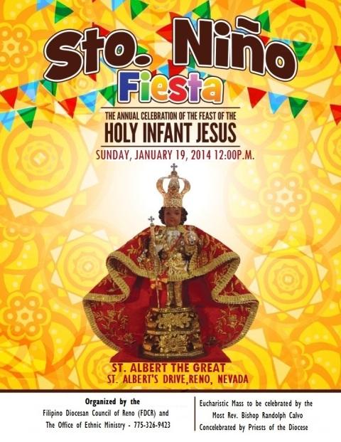Santo Nino Celebration E.M. Page