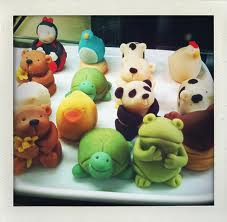 marzipan animals
