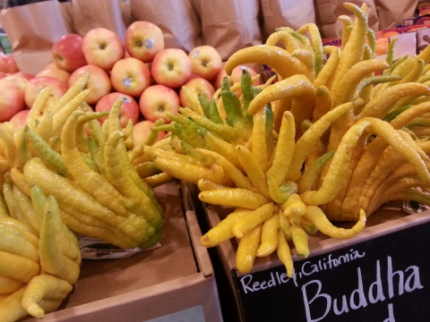 Buddha Lemons
