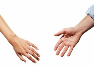 hands apart